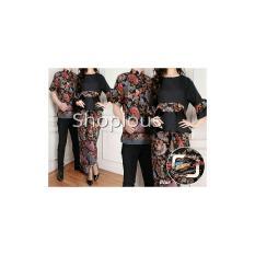 Shoplos Baju coupel ZZ/ Baju Coupel Lunamaya/Baju Lunamaya / Baju Pesta / Baju Pasangan batik / Batik Coupel / Gamis Coupel/ Baju Family / Baju Ayah Bunda/Baju coupel/Baju Batik Coupel / Baju Batik/Gamis Coupel