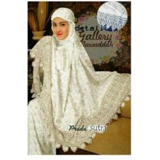 Shoppaholic Shop Mukenah Sutera XV / Baju Gamis / Busana Muslim / Baju Muslim / Kebaya Modern / Hijab Muslim / Gamis / Syari / Hijab