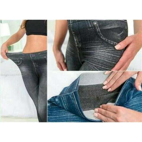 SISEKSI - CELANA JEANS SLIMMING / PELANGSING / Slimming Legging - Slim 'N Lift Caresse