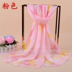 Soft Chiffon Floral Pattern Silk Scarf Shawl Cashmere Hijab Pashima Bandana Girl fashion printe stripe scarf/scarves chiffon silk beach spring muslim wrap shawls/scarf FZS14