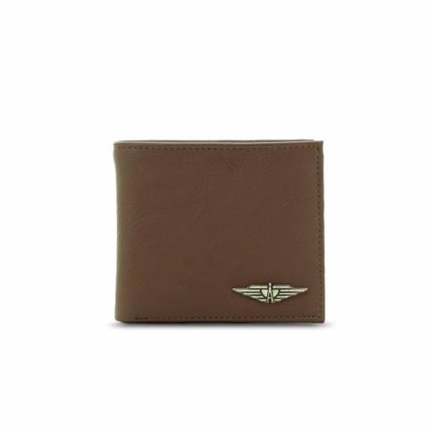 Sophie Paris Dompet Kulit Pria Neo Anglin Wallet W0295B7 - Cokelat