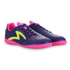Specs Bold In Gotham Blue Scandinavian Electricity | Sepatu Futsal