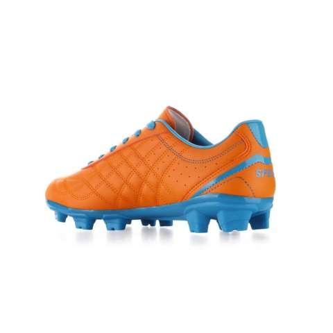 Specs Victory FG Spirit Orange Rock Blue Sepatu Sepak Bola .