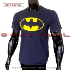 Spectral - Kaos Distro T-Shirt Fashion 100% Soft Cotton Combed 30s Superman Spiderman Kapten Amerika Superhero Marvel Kartun Batman Pria Wanita Cewe Cowo Baju TShirt 3D Bandung  Keren Lengan Model Baru Kekinian Anime Kata Gambar Tulisan Atasan Pakaian