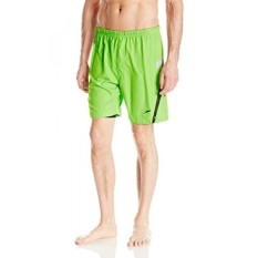 Speedo Mens Hydrovolley with Compression Jammer, Pop Green, - intl