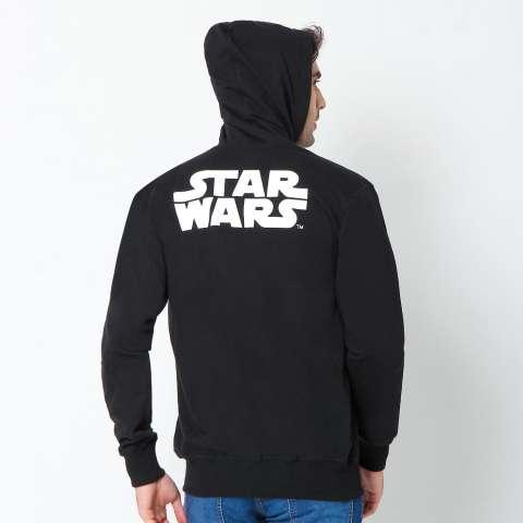 Star Wars Hoodie Captain Phasma Black 2