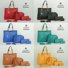 TAS BATAM BRANDED AIGNER CHINTYA FACE 4 IN 1 902