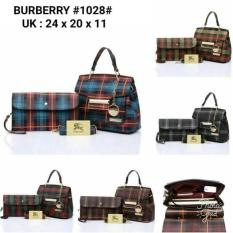TAS BATAM BRANDED BURBERRY Colours Full Series J-1028#