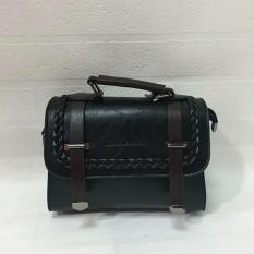 Tas Fashion 3032# Import Bag Wanita Korean Style - Hitam