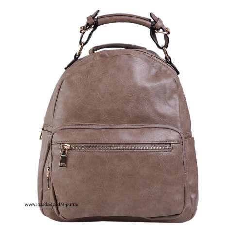 Tas Fashion Import / Tas Ransel wanita / Backpack Wanita / Tas Santai / Travel BackPack