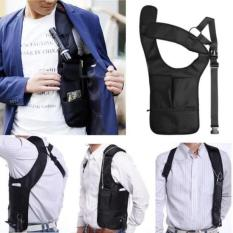 Tas Gadget Pundak Anti Maling - Shoulder Bag Anti Thief - Hitam