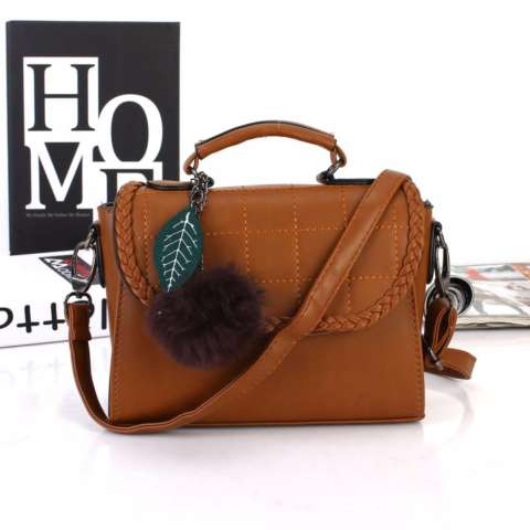 tas import 21697 yellow brown