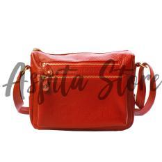 Tas Kulit Wanita Selempang Bahan Kulit Sapi Premium Asli Garut - Tas Cantik - Aspita Store