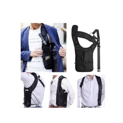 Home; Tas Promo gadget pundak bahu army polisi FBI agen 007 bag organizer