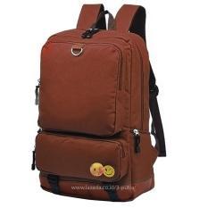 Tas Punggung / Ransel / Backpack / Tas Sekolah / Travel Bag ( 3P Fashion Bag ) - Orange