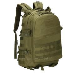 Tas Punggung / Ransel / Backpack / Travel Bag ( Army Series ) - Green Army
