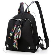 Tas Ransel / Backpack Wanita Import Murah Terbaru CP 57 BLACK