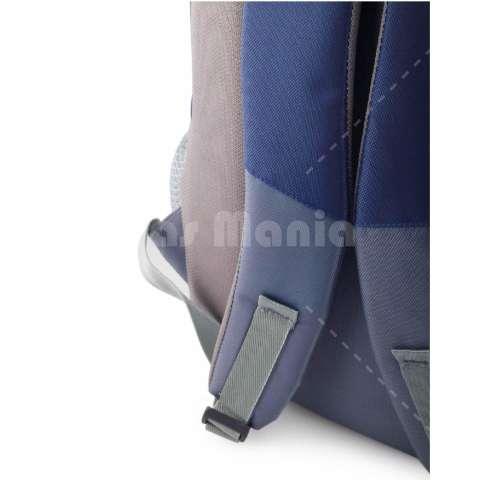 Tas Ransel Polo USA Jackspade Dailypack Tas Laptop Casual Backpack - Blue + Raincover + FREE