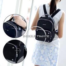 ULTIMATE Tas Ransel Wanita EH-081 / Tas Cewek Backpack Korea Import Batam Murah Branded Cantik