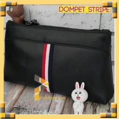Tas Tangan Pria / Clutch Hand bag Dompet PRIA STRIPE PB818