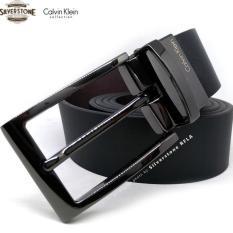 Terbaru Gesper Pria - Calvin Klein Executive Ck-32 - Sabuk Ikat Pinggang Laki - Kdstr