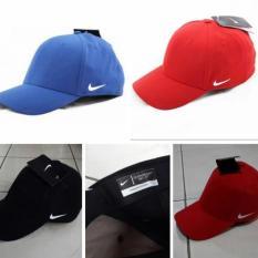 Terbaru Topi Baseball Nike Logo Samping - Kdstr