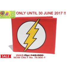 Terbaru Wallet / Dompet Flash Dc Comic Limited Edition (Code: W Flash 2) - Kdstr