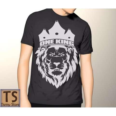 Pria Lengan Panjang Motif Bintang Putih Harga Spesifikasi Source TIsmy Store Kaos Lion .
