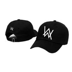 Topi Baseball Dj Alan Walker Black Premium