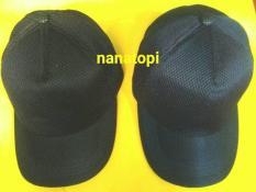 Topi Jaring Polos / Topi Security