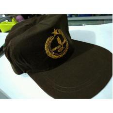Topi Tunas Pembina Topi Lapangan Pramuka - Daftar Info Harga Terbaru ... 10b89fd6ab
