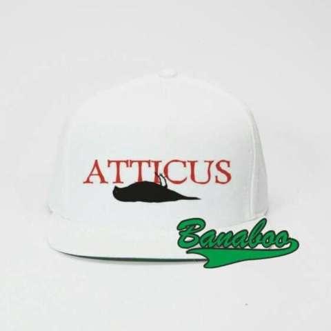 7b10009d68f Topi Snapback Atticus Black Premium - Daftar Harga Terlengkap Indonesia
