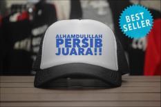 TOPI TRUCKER ALHAMDULILLAH PERSIB JUARA / N028