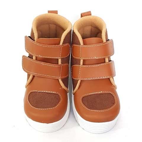 TrendiShoes Sepatu Boot Anak Laki-Laki Star Suede STARSMP - Brown Tan 8a0372c3e6