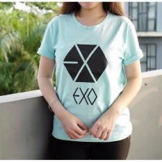 Tumblr tee EXO, Blue