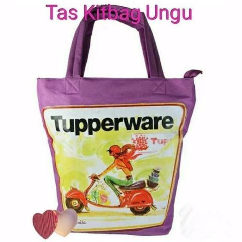 Tupperware Tote Bag / kit bag