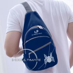 Ultimate Tas Pria TB-02 / Tas Kerja Selempang / Slempang Import Korea Kecil Batam Traveling Murah