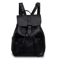 UNLIMITED Tas Ransel Wanita / Women Backpack - Black