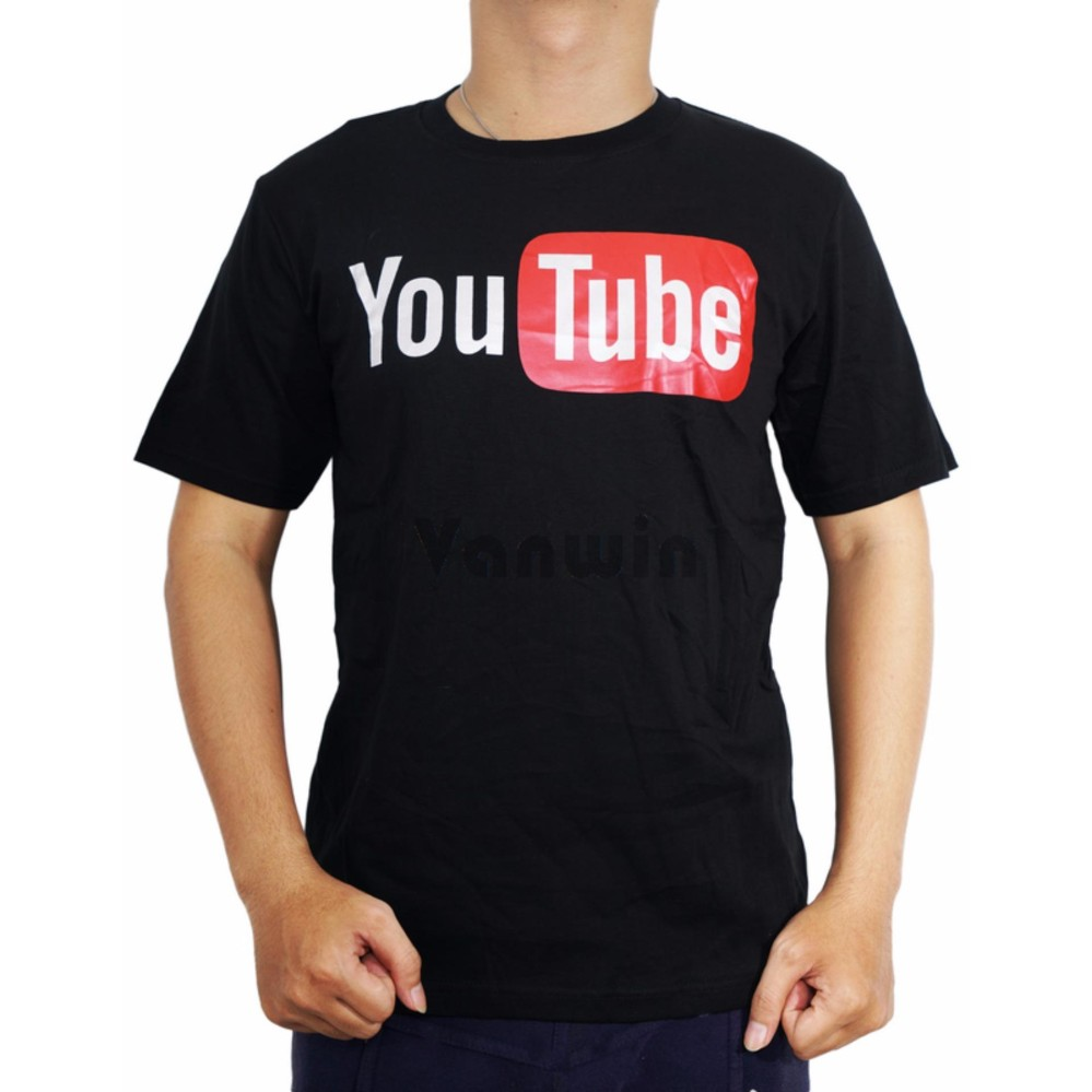Vanwin - Kaos T-Shirt Distro Premium Youtube f1162dc111