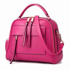 Vicria Tas Branded Wanita - Women Korean Elegant Bag Style High Quality PU Leather Z2164 -