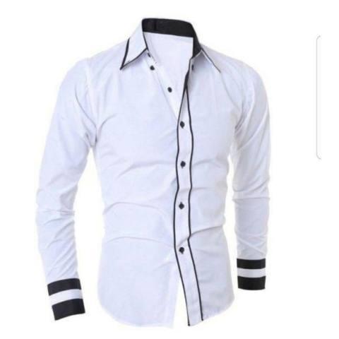 Harga Victor Top Man Kemeja Pria Cowok Pakaian Atasan Slimfit Formal Kasual Harga .