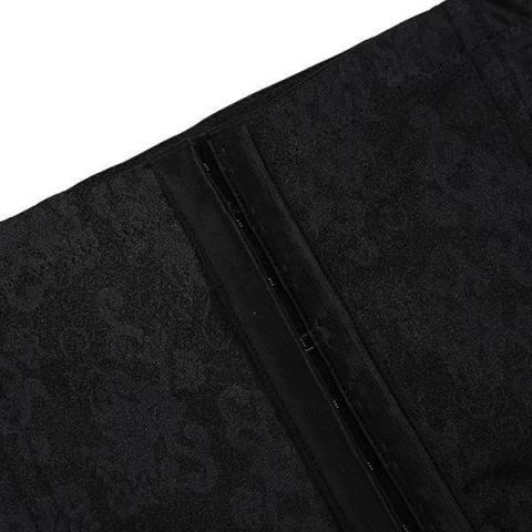 Wondershop Kemeja Atasan Ekouaer Wanita Shapewear Hai-Pinggang Firm Pengendali Pinggang Cincher Corset Yg Melangsingkan Korset (Leopard)-Internasional 5