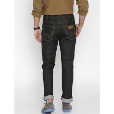 WRANGLER Jeans Reguler Hitam