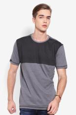 X8 Pakaian Atasan Kasual Kaos T-Shirt Pria Jackson T-Shirt Grey MVG6CC2018.FD Diskon discount murah bazaar baju celana fashion brand branded