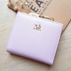 Yadas Korea Meena Dompet Wanita Multi Slot - Soft Pink