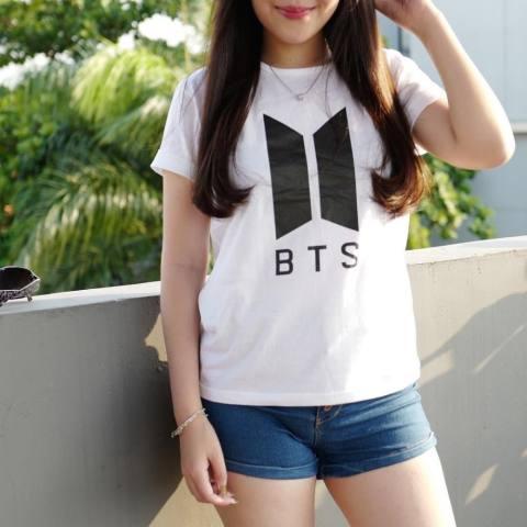 TUMBLR TEE - T-shirt BTS ARMY Tumblr Tee Cewek / Kaos Wanita / Tshirt
