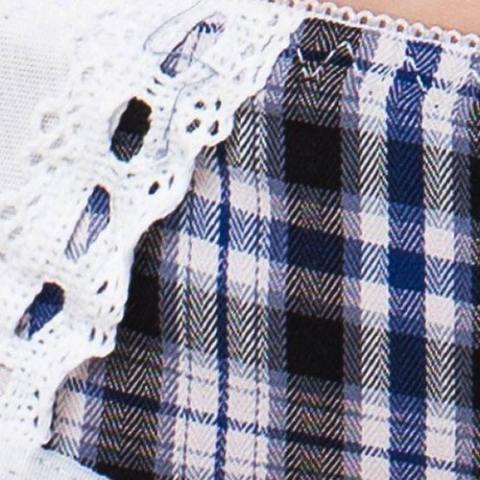 You've Square Set 2123 Biru BH dan CD Pakaian dalam pelengkap pakaian wanita