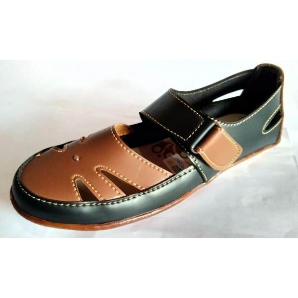 Yutaka Sepatu Wanita Slip On Flat Shoes Hitam Mocca