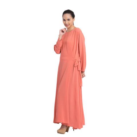 Zada Gamis Tie Maxi Dress - Salem 1