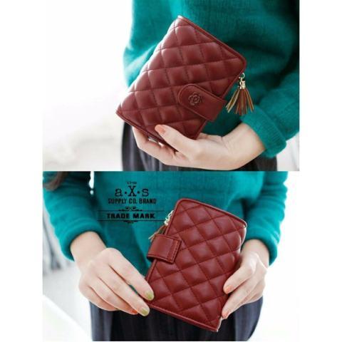 Ayako Fashion Ayako D1044 Wallet Navy - Daftar Harga Terbaru dan ... f29f16ddc4